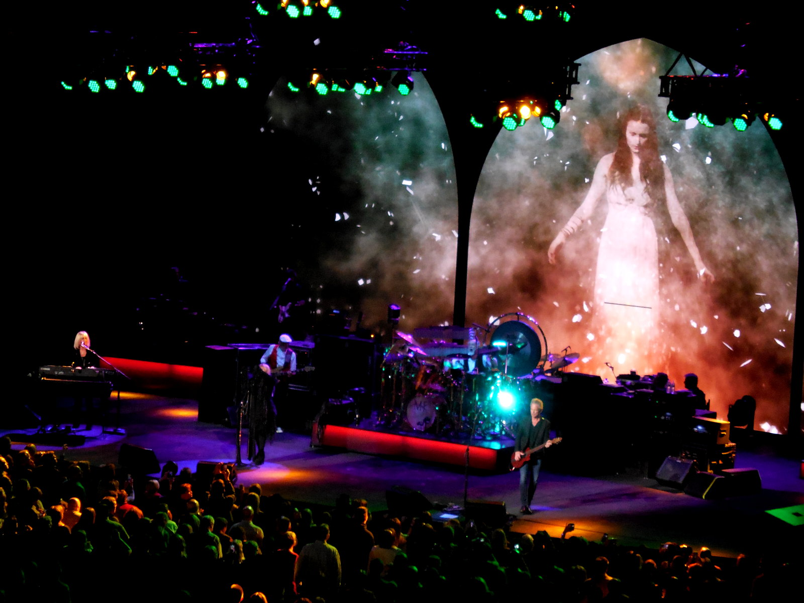 Image Fleetwood Mac at Verizon Center Jan 2015 ©K. R. Smith 2015