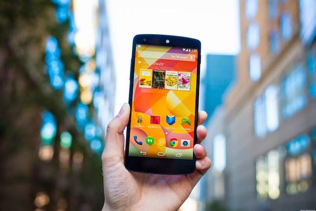 Cosas que quizás no sabías sobre el Nexus 5