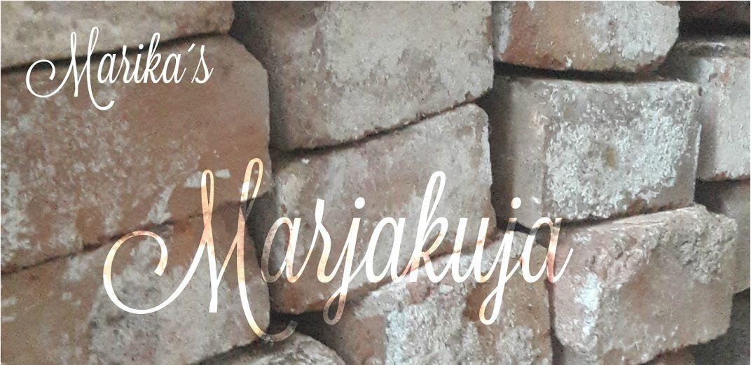 Sisustus | Remontointi | Puutarha | Lifestyle | Blogi | marjakuja.fi