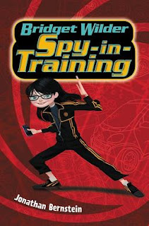 Bridget Wilder: Spy-in-Training  cover