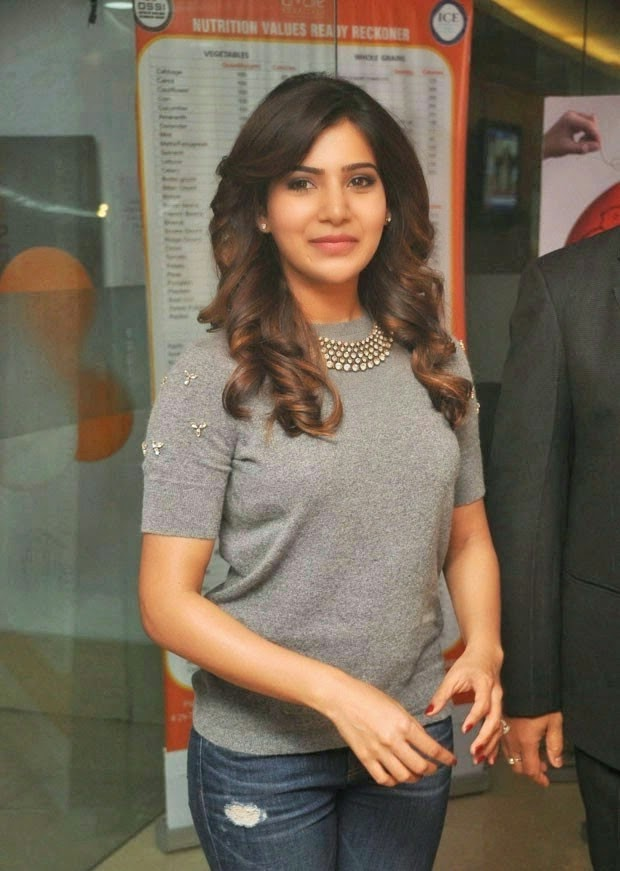 Actress Stills Hot Videos: Samantha Actress Photos