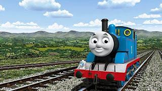 Gambar Kereta Thomas