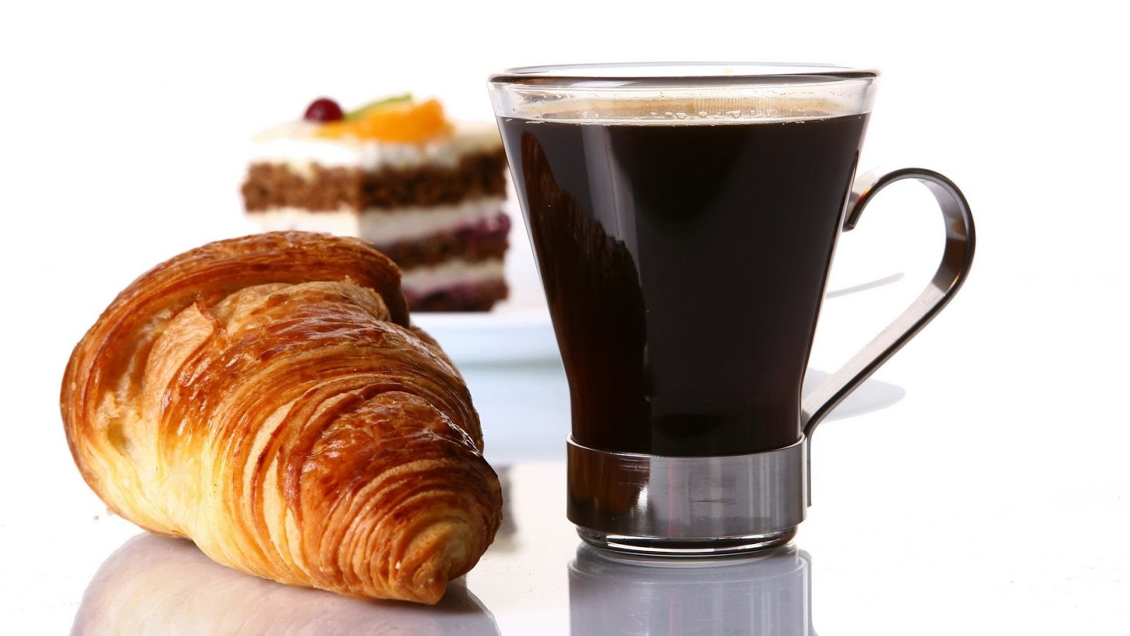 Black Coffee Dessert
