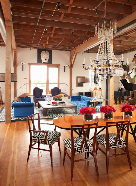 Ken Fulk the style saloniste: wilde child: ken fulk's magical loft