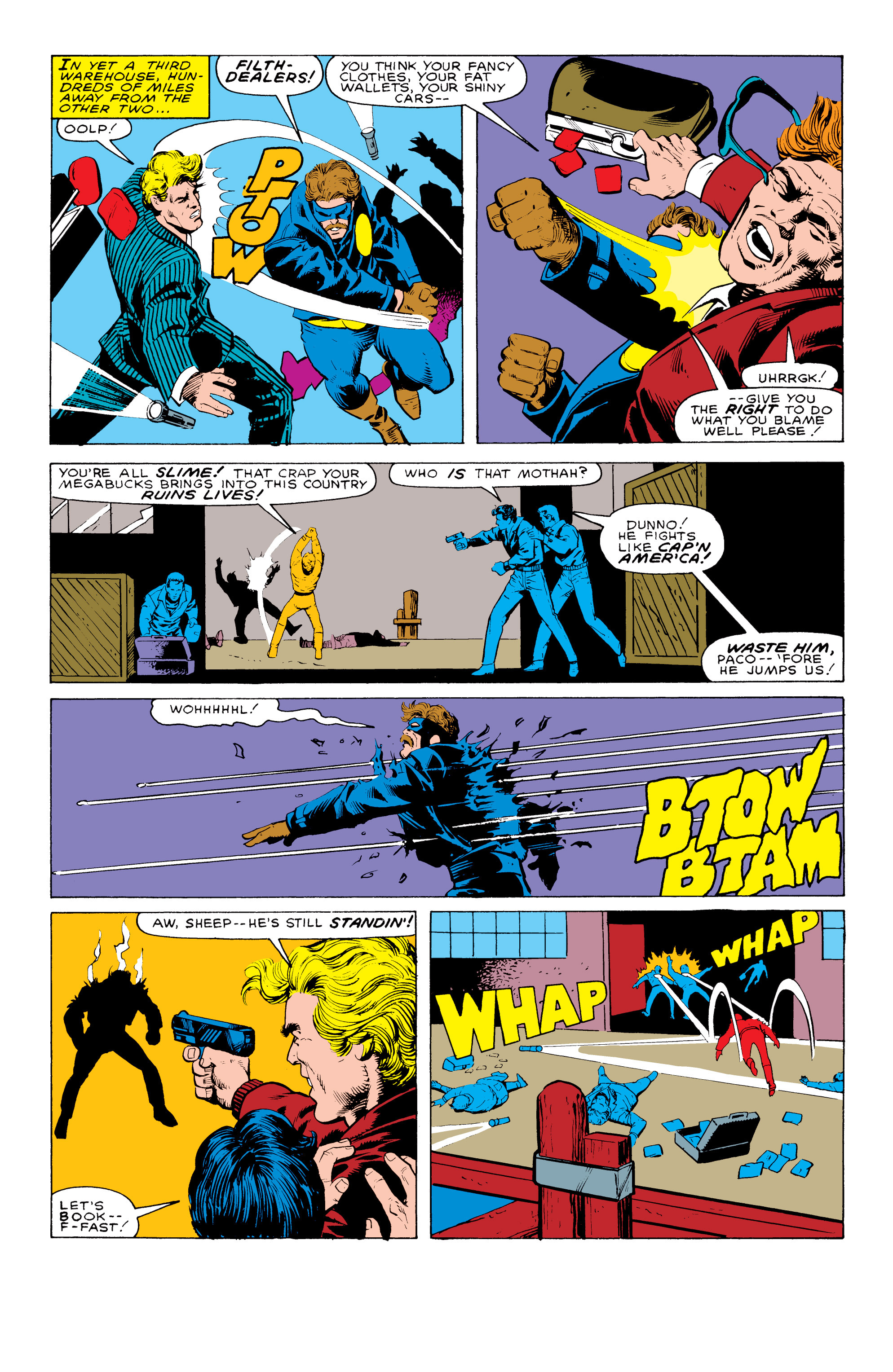 Captain America (1968) Issue #324 #253 - English 8