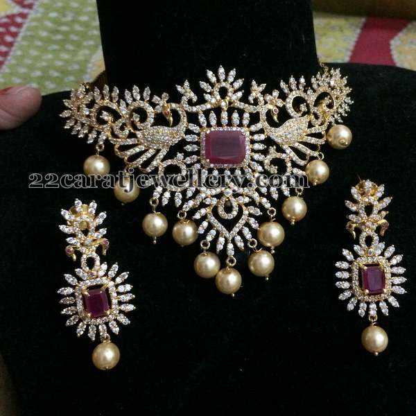 Real Look Bridal Set and Tikka