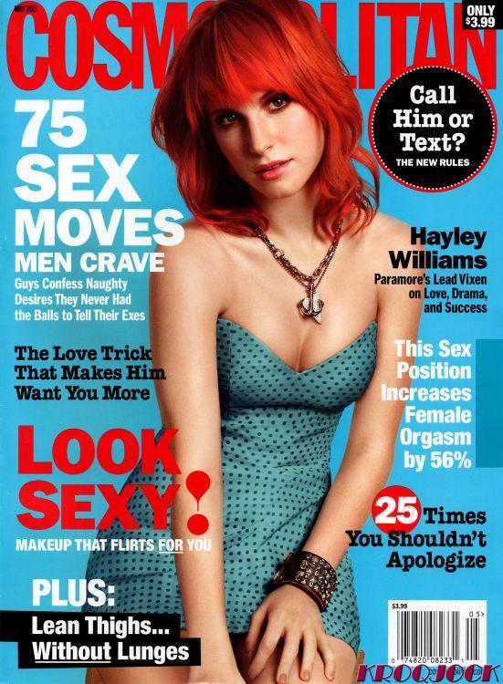 hayley williams 2011 cosmopolitan. Labels: Hayley Williams