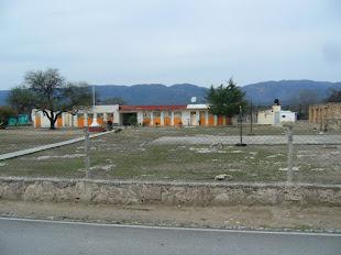 Visita Escuela Mariano Vázquez