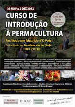 CURSO DE INTRODUÇÃO À PERMACULTURA - 1 E 2 DEZ - MONTEMOR-O-VELHO