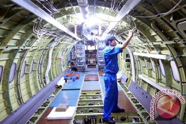 Usulkan PT.DI Untuk Sinergikan Industri Dirgantara Nasional