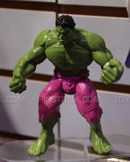 Hasbro 2013 Toy Fair Display Pictures - Avengers Assemble - The Hulk figure
