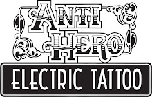 I can be reached at Anti Hero Electric Tattoo of Andover, New Jersey