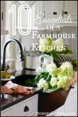 WANT THAT FARMHOUSE LOOK?
