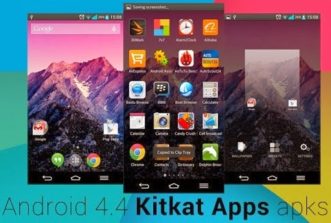 Download Android 4.4 Kitkat Apps Games