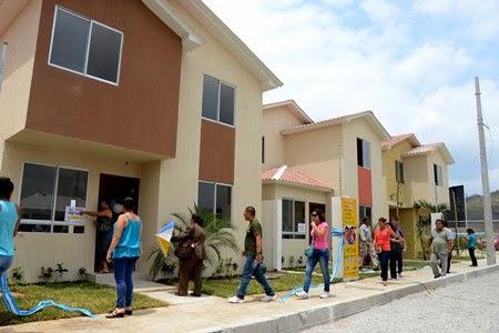 Blog alcalde de guayaquil present el for Urbanizacion mucho lote 2 villa modelo