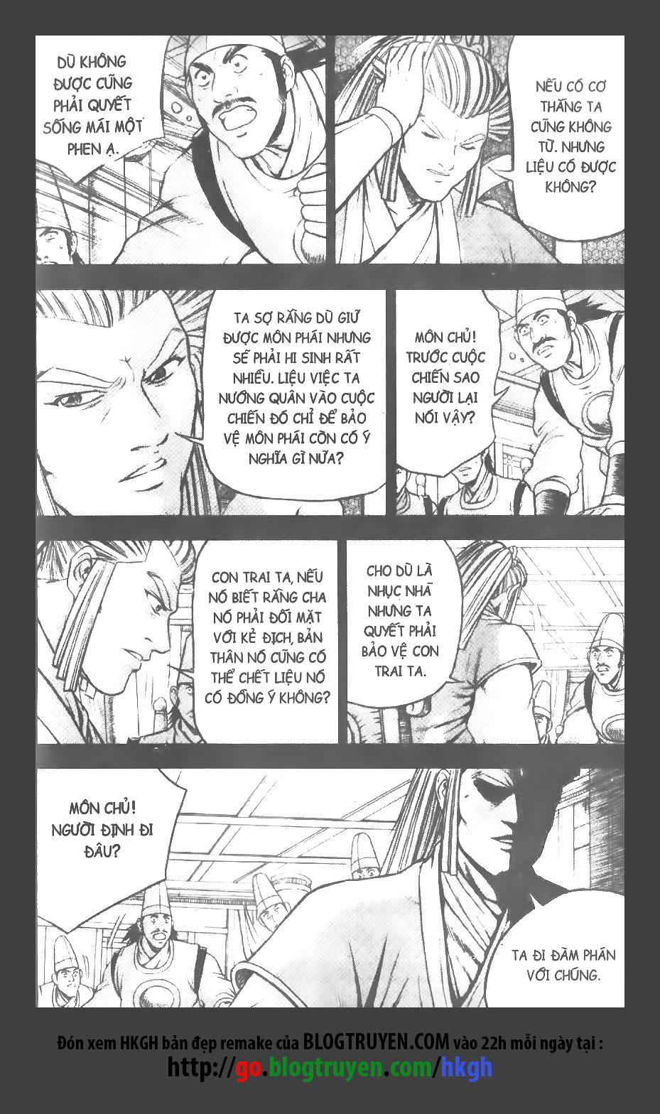 Hiệp Khách Giang Hồ chap 307 Trang 18 - Mangak.info