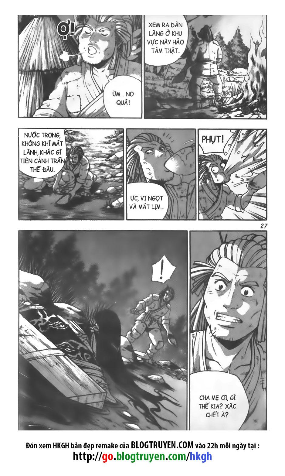 Hiệp Khách Giang Hồ chap 272 page 2 - IZTruyenTranh.com