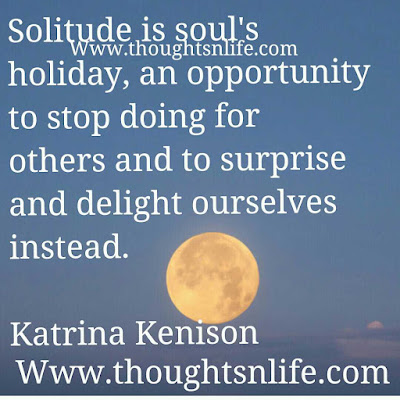 soul solitude quotes
