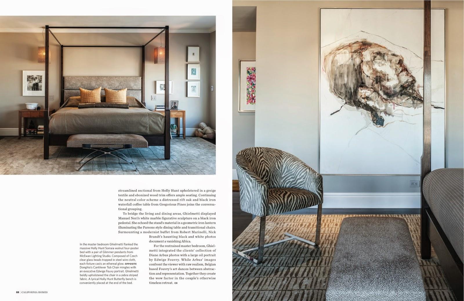 Creating The Wow Factor California Homes Magazine Winter 2014