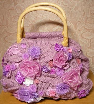 Как украсить сумку для девочки 96