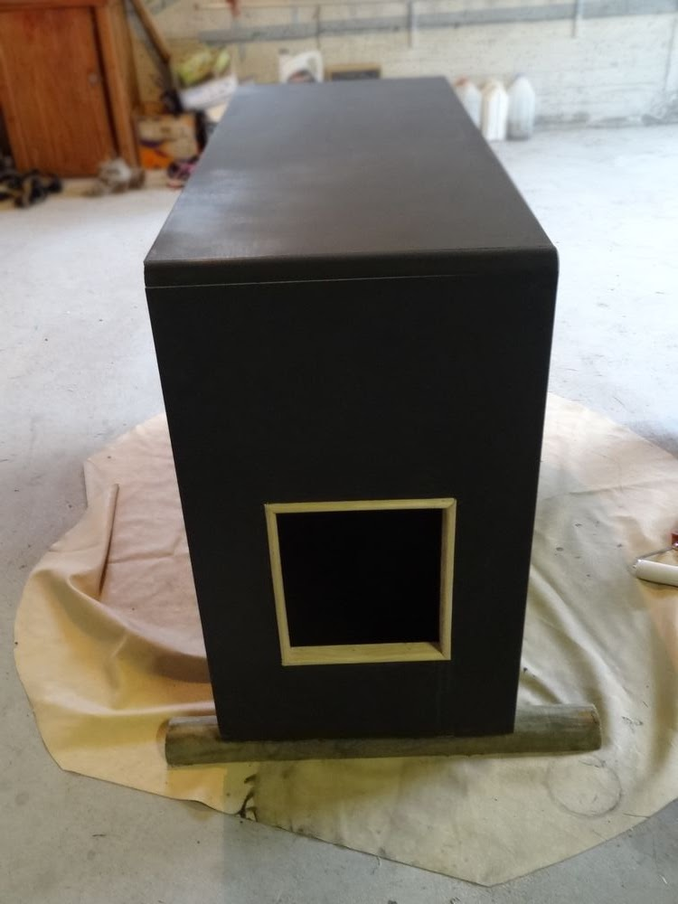 tuto meuble cache liti re nom d 39 un tr fle. Black Bedroom Furniture Sets. Home Design Ideas