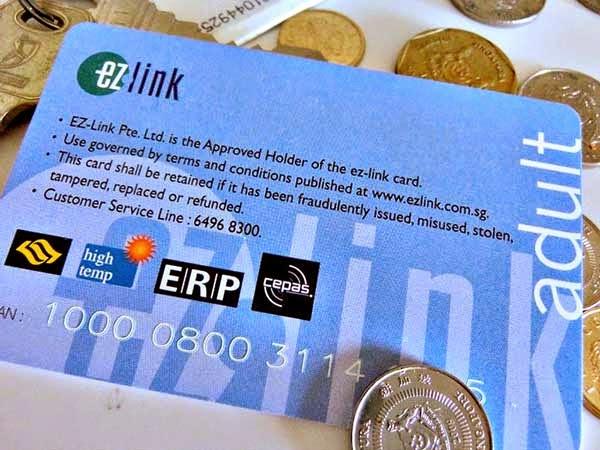 ez-link card, tiket mrt murah, kartu transportasi, bayar tiket singapore, wisata di singapore