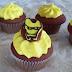 Cupcakes Iron Man
