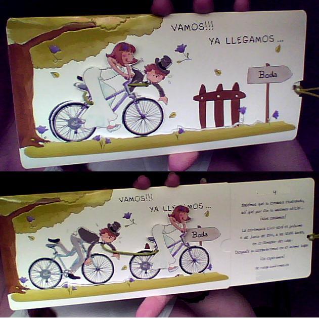 Invitaciónes animadas para bodas - Imagui