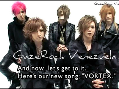 the GazettE en 「J-MELO」