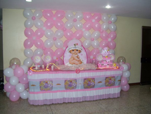 Full Rumbitas Baby Shower: COMBOS MESAS FANTASIAS