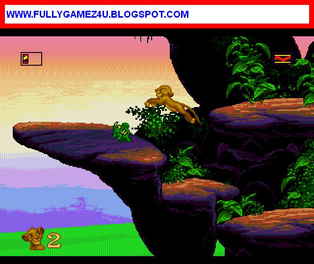 Download Lion King Game Full Version