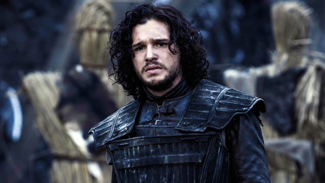 Jon Snow (Kit Harington) en Game of Thrones 4x04 Oathkeeper