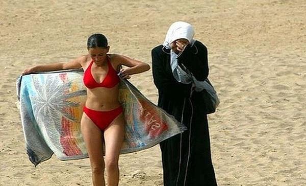 Νορβηγία: Πέρασε ο μουσουλμανικός νόμος για απαγόρευση των μπικίνι!
