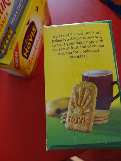 Hovis Breakfast Bake Serving Suggestion