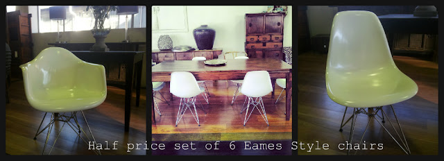 Quality Eames Chairs Brisbane
