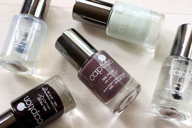 Caption Nail Polish review
