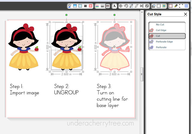 http://underacherrytree.blogspot.com/2013/07/tutorial-print-and-cut-basics.html