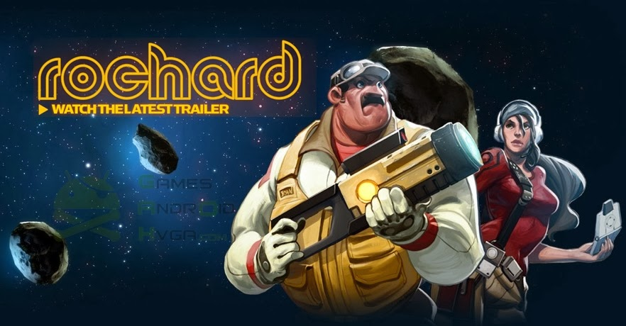 Rochard Apk v1.50.31 + Data Full [Torrent]