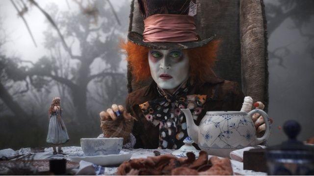 """""""Alicja w Krainie Czarów"""" reż. Tim Burton"""