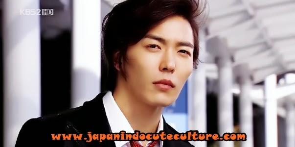 Kim Jae Wook Aktor Korea Paling Ganteng, Cakep, dan Imut