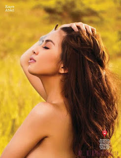 Kaye Abad FHM Photos