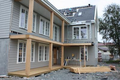 Bygge balkong pris