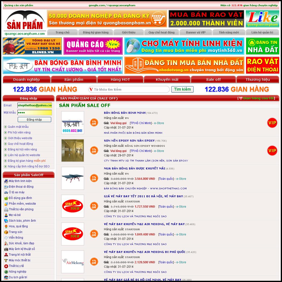 http://quangcaosanpham.com/sale-off/