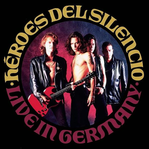Heroes del Silencio - Live Germany 1993 ... 87 minutos