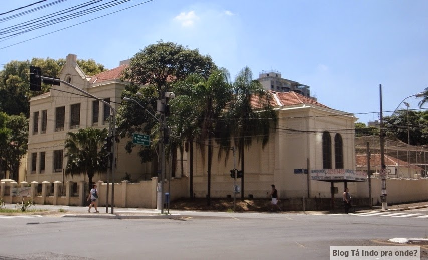 tour histórico pelo centro de Campinas-SP