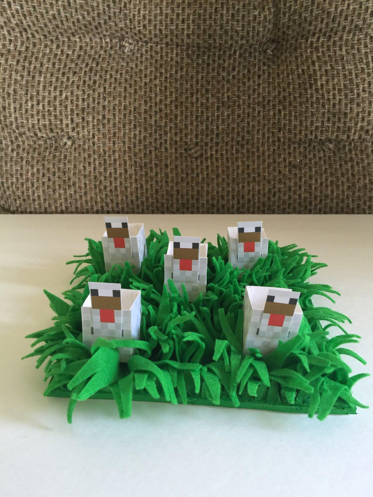 Grama para cajitas de dulces