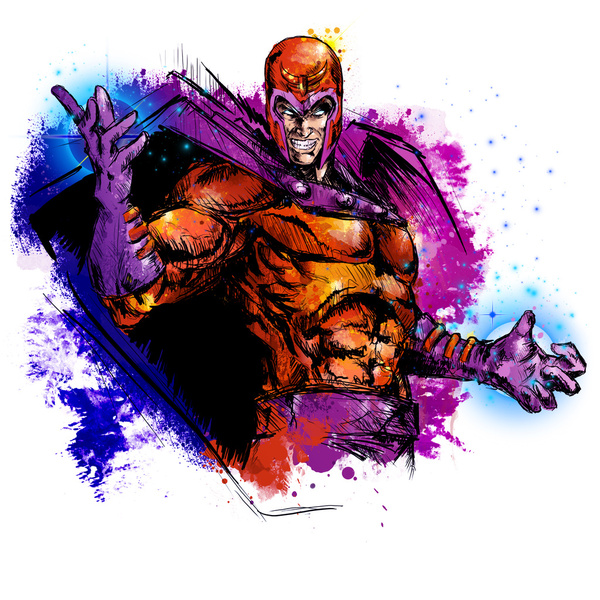 Magneto Full Color