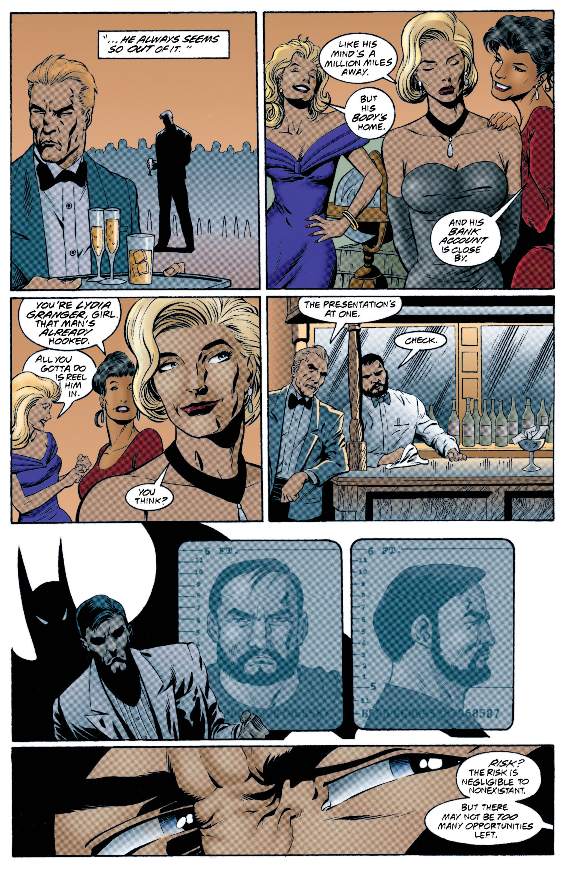 Detective Comics (1937) Issue #711 Page 10