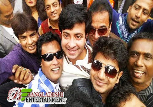 Bangladeshi Celebrities Selfie Celebration