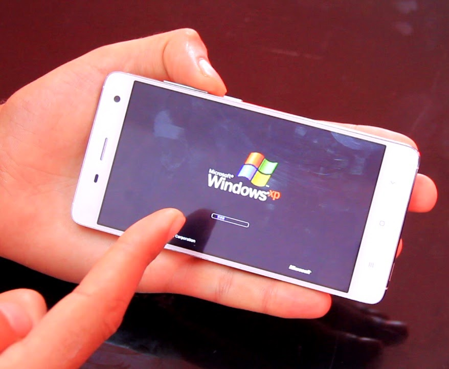 كيف تشغل ويندوز إكسبي على أي هاتف أندرويد